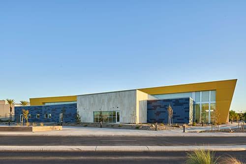 North Las Vegas Student Union building